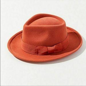 UO Burnt Orange Hat